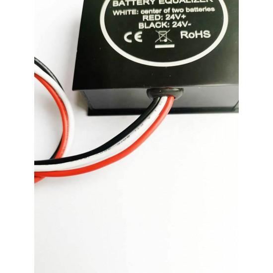 Балансьор / изравнител за акумулатори 24V с Bluetooth наблюдение