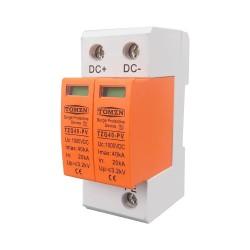 Аресторна Защита за Фотоволтаични инсталации 1000V