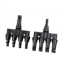 Разклонители за соларен кабел 4 към 1 комплект