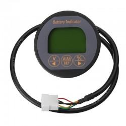 Батериен монитор Battery Monitor DC8-80V  с шунт