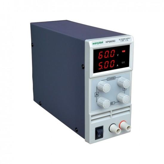 Лабораторно Захранване DC 0-60V/0-5A