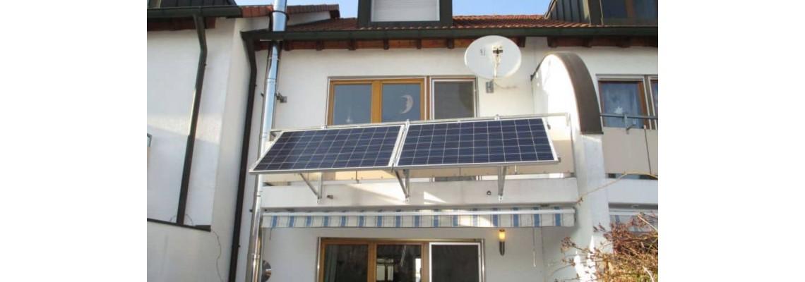 Слънчева фотоволтаична система директно към контакта - кога ще ги стигнем германците?
