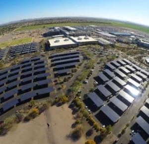 Соларни панели на Intel помагат за отопление, охлаждане и осветление