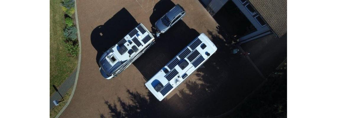 Как да изберем подходяща соларна система за нашата каравана или кемпер?