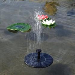 Мини соларен фонтан