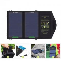 Сгъваема соларна система 10Wp за зареждане на смартфон