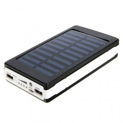 Преносима соларна батерия Power Bank 50000mAh
