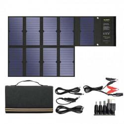 Преносима Соларна зарядна система 60W за лаптоп, смартфон, акумулатор