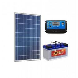 Соларна система за кемпер-каравана