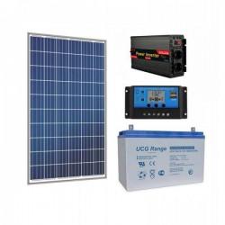 Соларна система за малък хладилник