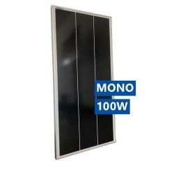 Соларен фотоволтаичен панел 100Wp 12V