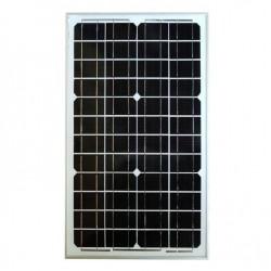 Соларен фотоволтаичен панел 30Wp 12V