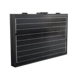 Соларен панел куфар 100Wp 12V преносим