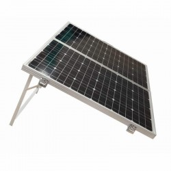 Соларен панел куфар 160Wp 12V преносим