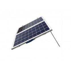 Фотоволтаичен панел куфар 60Wp 12V преносим