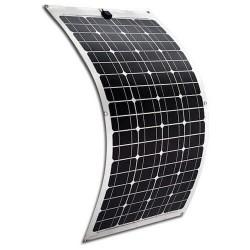 Монокристален Огъваем соларен панел 160Wp 12V ETFE