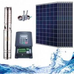 "4"" Соларна помпа за вода 10 куб.м 150 м, 4kW"