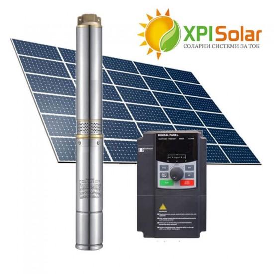 Соларно захранване за помпа до 5,5 kW