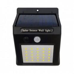Соларно осветление за стена