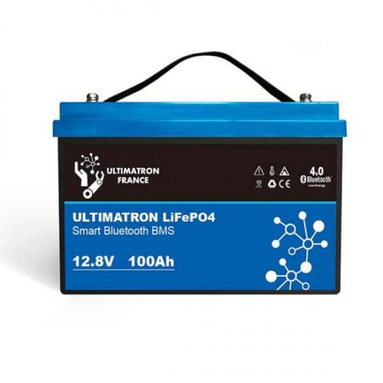 Литиева акумулаторна батерия LiFePO4 100Ah 12V