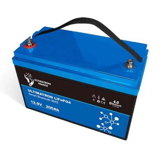 Литиева акумулаторна батерия LiFePO4 200Ah 12V