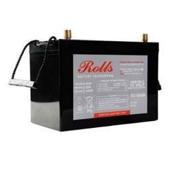Тягов AGM акумулатор Rolls 100 Ah
