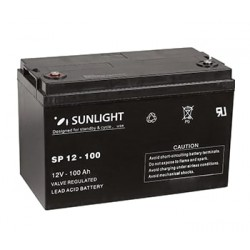 Акумулатор Sunlight AGM 100 Ah
