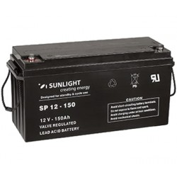 Акумулатор Sunlight AGM 150 Ah
