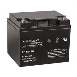 Акумулатор Sunlight AGM 40 Ah