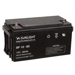 Акумулатор Sunlight AGM 65 Ah