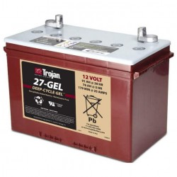 Гелов акумулатор Trojan 27-GEL 12V 84Ah