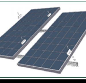 Конструкция за фотоволтаични панели