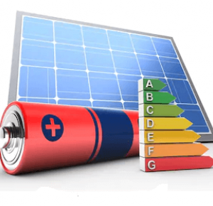 Соларна Система за Зареждане на Акумулатори