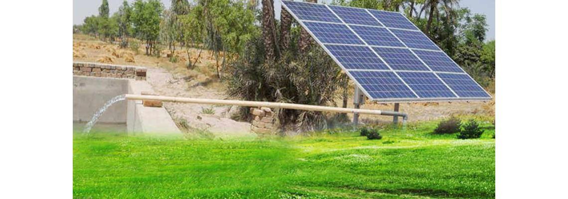 Соларна помпа - заслужава ли си да сменим агрегата за поливане със соларна фотоволтаична система?