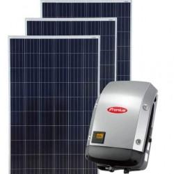 Фотоволтаична система за ток 5KW за собствени нужди