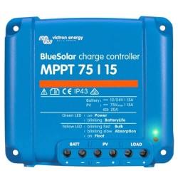 Соларен контролер Victron 75/15 MPPT