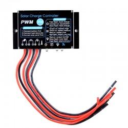 Соларен контролер 10А влагоустойчив IP68