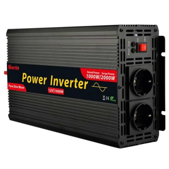 Инвертор пълна синусоида XPI Автономен 1000W