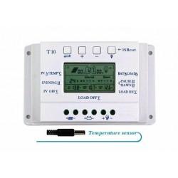 Соларен контролер T10A 12/24V