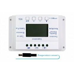 Соларен контролер T20A 12/24V