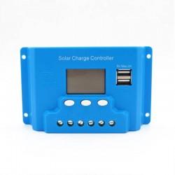 Соларен контролер 48V 20A PWM с дисплей