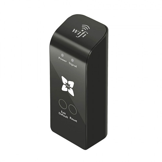 WiFi модул за отдалечено наблюдение и настройване