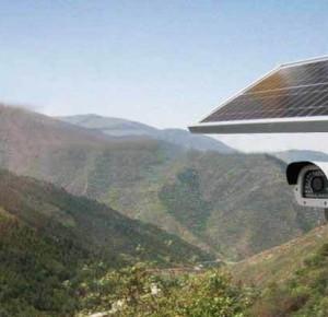 Къде и кога да се използва слънчева енергия за видео наблюдение?